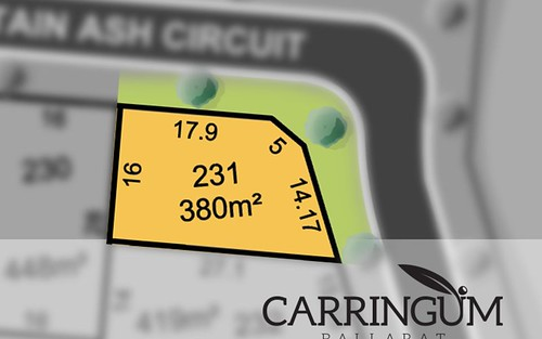 Lot 231 Mountain Ash Circuit, Winter Valley VIC