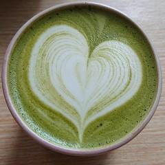 052: matcha green