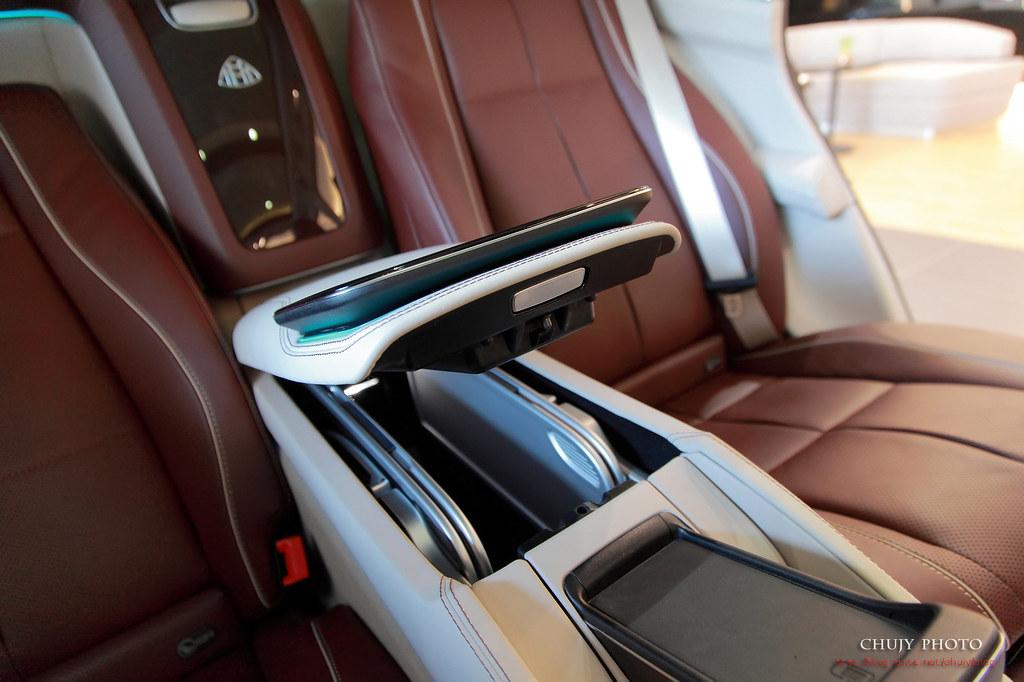 (chujy) Mercedes-Maybach GLS600 4MATIC 豪華中的極致