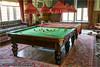 Lanhydrock House Billiard Room