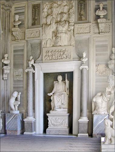 La Galerie Borghèse (Rome)