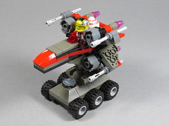 X-Wing Rover