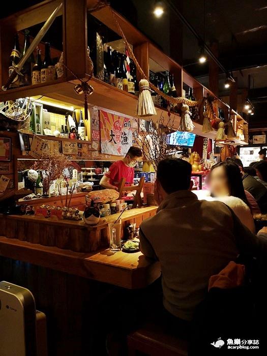 【台北中山】微風建一食堂|高人氣無菜單日本料理店 @魚樂分享誌