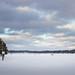 Frozen Otsego Lake