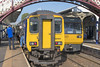 Class 156 156454 Class 142 142015