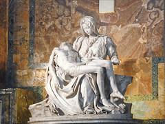 La Pietà de Michel-Ange (Vatican)