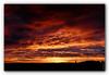 Fiery Grantham Sunrise