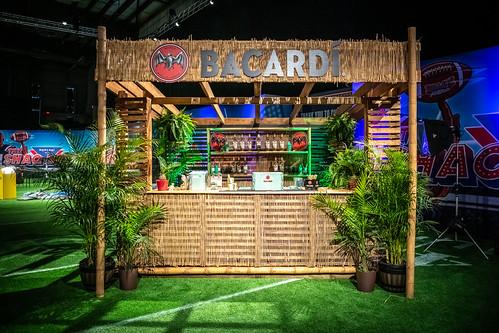 Bacardi-Bar