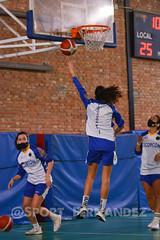 Liceo Francés vs Autonómica Femenino 20-21