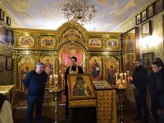 24 февраля 2021, В храме семинарии помянули участников Кубанского «ледяного» похода Добровольческой армии