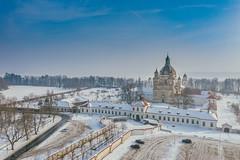 Pažaislis Monastery | Kaunas aerial #54/365