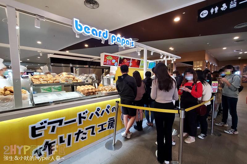 最新推播訊息:全球超過300間分店的日本No.1泡芙,台中三井Outlet也吃的到囉!