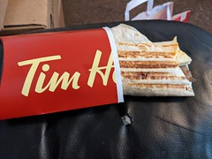 Photo of Big breakfast wrap from Tim Hortons