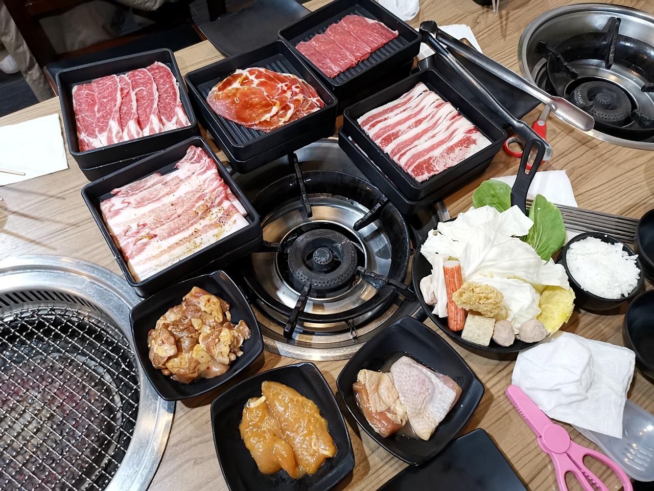香香燒肉工坊