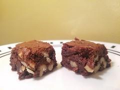 2-20-2021: Brownie bits. Cambridge, MA