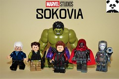 MCU Locations Vol. 4: Sokovia