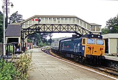 Photo of 50018, Bodmin Road, July 1978