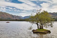 Photo of Ullswater .