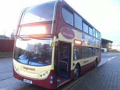 Photo of Stagecoach South West 15893, South Devon College