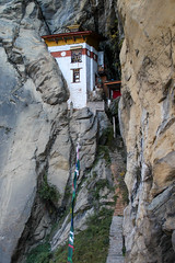 Tiger's Nest gatehouse