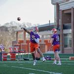 Clemson Opens 2021 Spring Practice