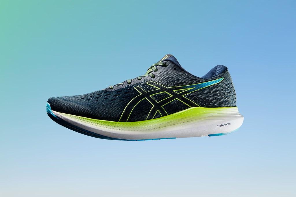 ASICS省力家族RIDE同步推出EVORIDE 2鞋款,打造最輕量省力跑鞋