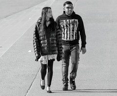 Photo of Couple in Blackpool