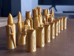 Photo of chessmen
