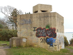 Photo of Pillbox + Lookout post
