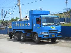 Jamaica NSWMA Mitsubishi Fuso