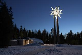 Keplerstjernen. (012) Gardermoen.