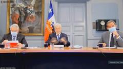 Intervención Presidente Piñera en Prosur. 25 02 2021