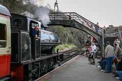 Photo of Repulse Locomotive, Lakeside and Haverthwaite Railway 2009