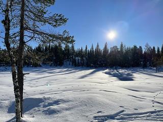 Skitur fra Movatn (2)