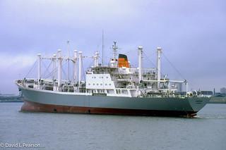 CARINTHIA - ALFRED LOCK 8 SEPTEMBER 1985-09471193