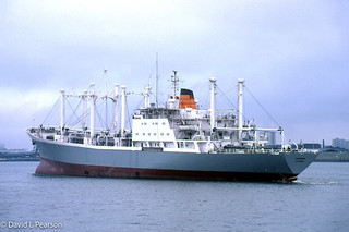 CARINTHIA - ALFRED LOCK 8 SEPTEMBER 1985-09273384