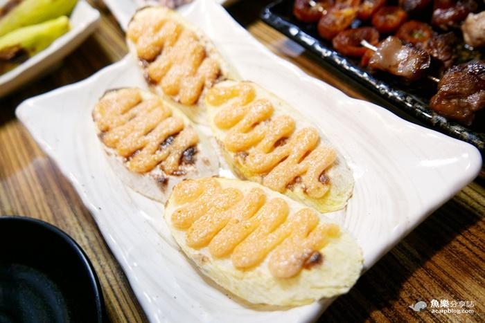 【台北大安】串燒殿 敦南|東區CP值超高499元串燒炸物熱炒吃到飽 @魚樂分享誌