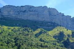 Falaise @ Mont Margeriaz