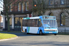 Photo of Stagecoach - 47136 PX54EPV - Optare Solo M850