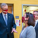 "Governor Baker visits Nock Middle School in Newburyport to highlight COVID-19 pool testing • <a style=""font-size:0.8em;"" href=""http://www.flickr.com/photos/28232089@N04/50982996561/"" target=""_blank"">View on Flickr</a>"