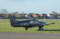Photo of G-BEDG at Solent Airport - 26 February 2021