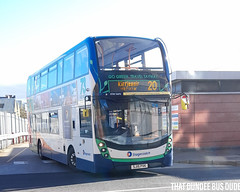 Photo of 13047 - SJ15PVK - Stagecoach Stathtay - Volvo B5LH ADL Enviro400 MMC