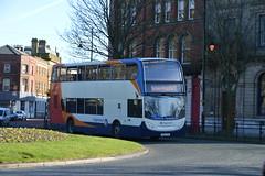 Photo of Stagecoach - 15723 PX61CVD - Scania N230 UD - ADL Enviro 400