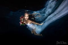Bonnie - Aquatic Photoshoot Bora Bora
