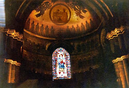 """Straßburg 1987 (06) Chor, Straßburger Münster • <a style=""""font-size:0.8em;"""" href=""""http://www.flickr.com/photos/69570948@N04/50984036203/"""" target=""""_blank"""">View on Flickr</a>"""