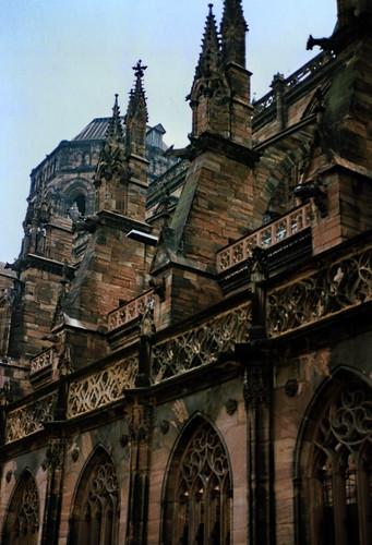 """Straßburg 1987 (04) Straßburger Münster • <a style=""""font-size:0.8em;"""" href=""""http://www.flickr.com/photos/69570948@N04/50984047193/"""" target=""""_blank"""">View on Flickr</a>"""