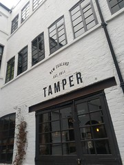 Photo of Tamper coffee
