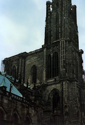 """Straßburg 1987 (03) Straßburger Münster • <a style=""""font-size:0.8em;"""" href=""""http://www.flickr.com/photos/69570948@N04/50984750711/"""" target=""""_blank"""">View on Flickr</a>"""