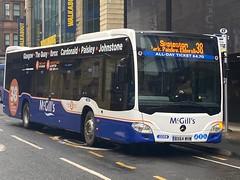 Photo of McGill�s Buses Mercedes-Benz Citaro