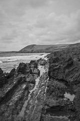 Photo of Coastal rocks.